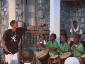 St. Kitts Department of Culture building bridges