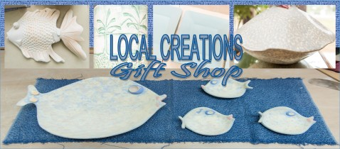 LOCAL CREATIONS GIFT SHOP