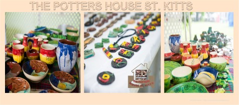 THE POTTERS HOUSE ST KITTS