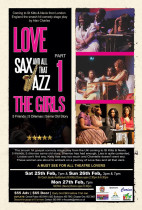 LOVE SAX AND ALL THAT JAZZ – Hit UK Comedy Gospel Stage Play Heads to St. Kitts & Nevis Feb 2017