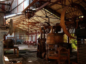 Spooner's Ginnery Restoration Project Moves Forward