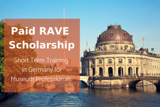 IN GERMANY: SHORT TERM TRAINING FOR MUSEUM PROFESSIONALS FROM DEVELOPING COUNTIRES