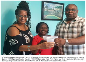 UNESCO APPROVED ST. KITTS AND NEVIS CAPACITY BUILDING INTANGIBLE CULTURAL HERITAGE (ICH) PROJECT